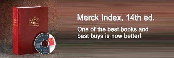 Merck Index, 14th ed.